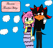 Titanic:ArtiliaxShay by Sonic-Lover9