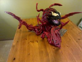 carnage puppet complete by mongrelman