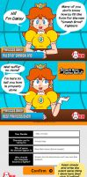 Support Daisy by Furboz