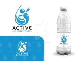 Active Alkaline Water by bilalstunning