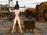 Post Apocalyptic Public Humiliation by RedSpider2008