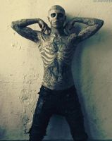 rick genest by juliawhisper