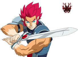 Lion-o by firedog420