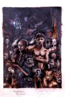 BOOKS OF BLOOD VOL ONE by CliveBarker