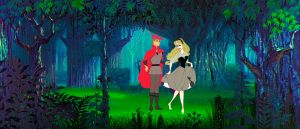 Prince Phillip and Briar Rose by Applefied