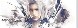 Sephiroth signature by lady-alucard