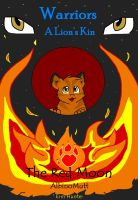 Lion's Kin Warrior Cover by spotty-bee