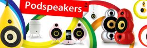 Banner for Podspeakers by Tyzyano