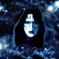 Ace Frehley by Foxx454