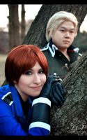 Hetalia: Italy and Germany 3 by LiquidCocaine-Photos