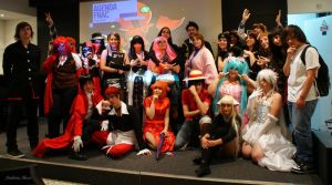 2nd Group Photo Fnac 2011 by Hesthea