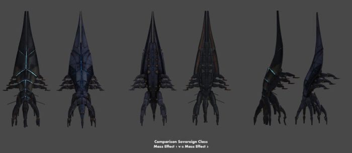 Comparison Sovereign Class (by Request) by nach77
