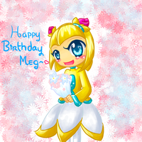 HBD Lilly/Meg~ by CuteCosmo