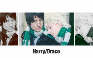 Harry Potter X Draco Malfoy by Knight-of-Camelot