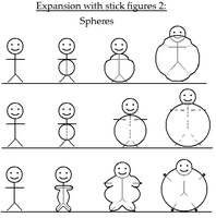 Expansion with Stick Figures 2 by 2dotflaw