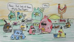 Bad Piggies - The Ugly Truth by AngryBirdsStuff