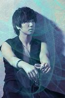 The Blue Genie //:Yesung Edit:\ by Ryeochan1516