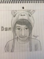 Dan Howell by fictionaloutcomes