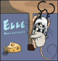 .:Hi, I'm Elle:. by nervously