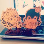 Haikyuu !! ~ Stand up Chibi ~ by Rum-Cola