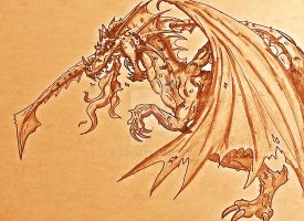 Smaug by xrc32