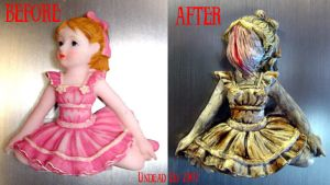 Silent Hill Ballerina  OOAK by Undead-Art