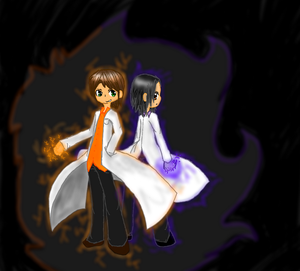 LABCOATS! .: Contest Entry :. by MadDucky76105