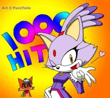 Thanks_for_1000_Hits by Puretails