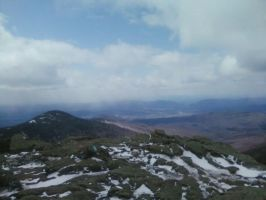 From the Killington Peak by Laquera