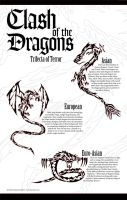 Dragon Poster by shadowbuilder7