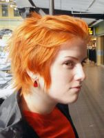 Orange hair by vesnet