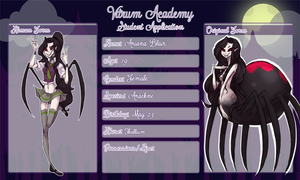 Vitrum Academy .:Ariana Blair:. by Forestii