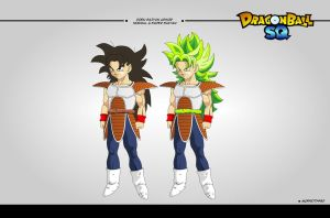 Doru Saiyan Armor Normal N SSJ by Moffett1990