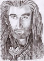Thorin Oakenshield by CryingFaery
