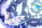 Suspended on Silver Wings by Imouto-Thi
