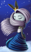 Meloetta - Ice Princess Forme by TheBoogie