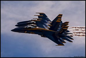 Blue Angels Miramar 2014 by AirshowDave