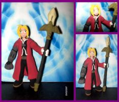 Edward Elric 2nd Version by axelgnt