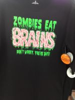 Zombies Eat Brains by ForeverFallen16