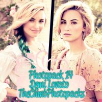 Photopack #14 Demi Lovato by TheClimbPhotopacks