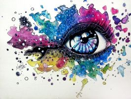 I See Colours by Naomi89