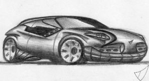 A top car design from 2003 by ValodyAndrew
