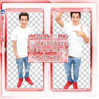 Austin Mahone | Photopack PNG by Spoons1D