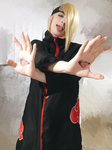 Deidara cosplay 2 by reapmon