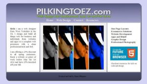 New look site by pilkingtoez