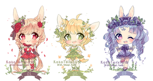 Spring adopts [closed] by KokoTensho