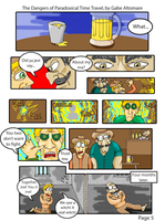 Paradoxical Time Travel Redo5 by Internet-Ninja