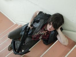 Daryl Dixon Cosplay by CobaltsDream