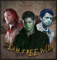 Team Free Will by The-Light-Source