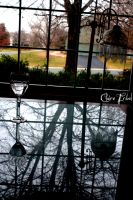 Dining Table Reflections by ClaireErdal